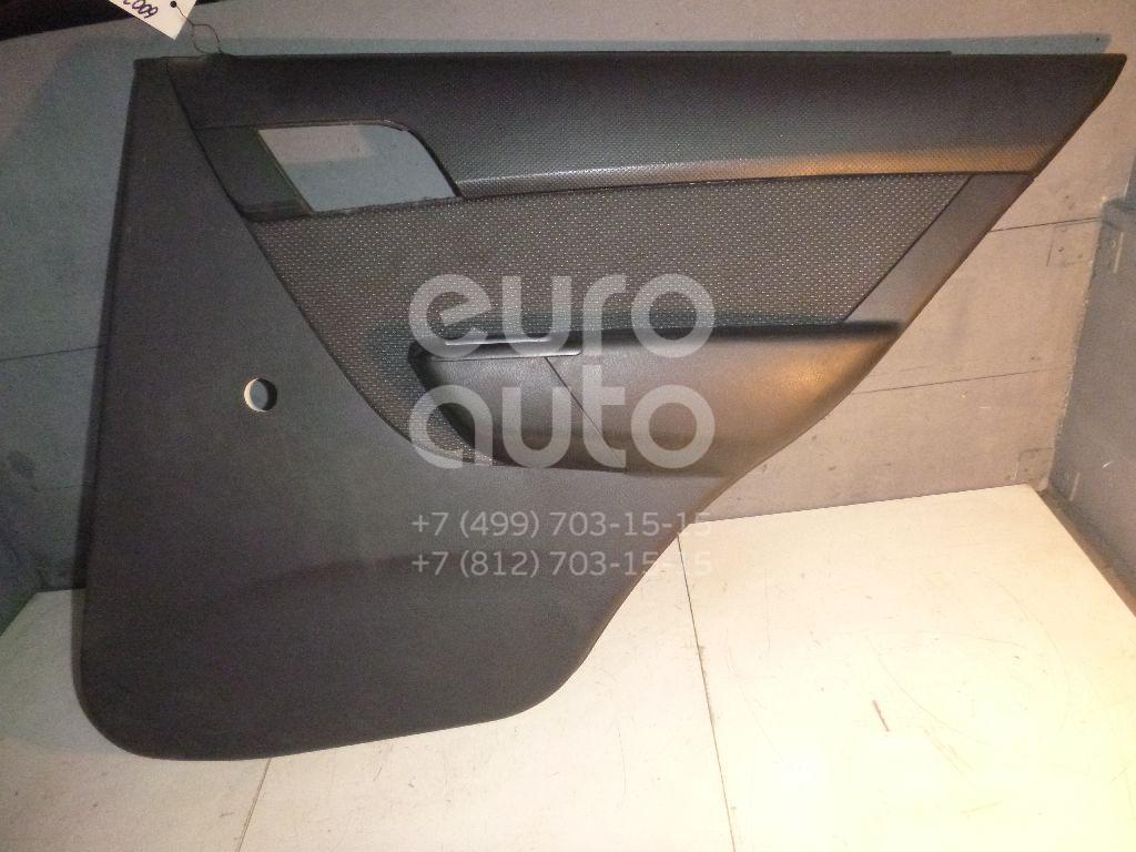 Обшивка двери задней правой для Chevrolet Aveo (T250) 2005-2011 - Фото №1
