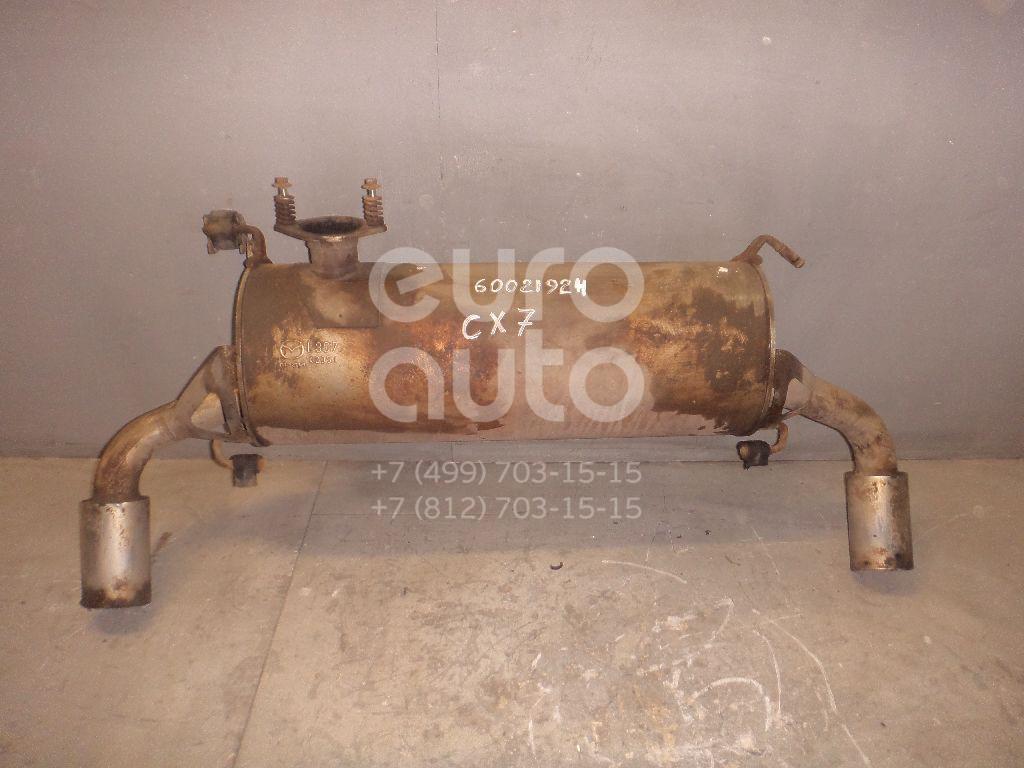 Задняя часть глушителя для Mazda CX 7 2007-2012 - Фото №1