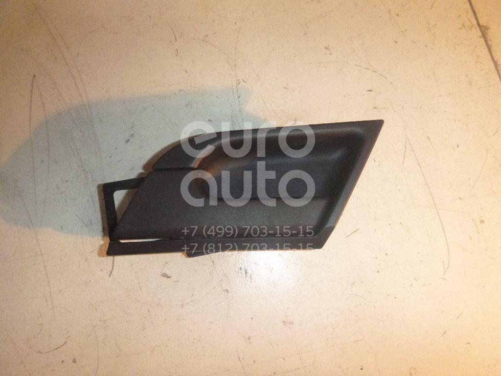 Ручка двери внутренняя левая для Chevrolet Aveo (T250) 2005-2011 - Фото №1