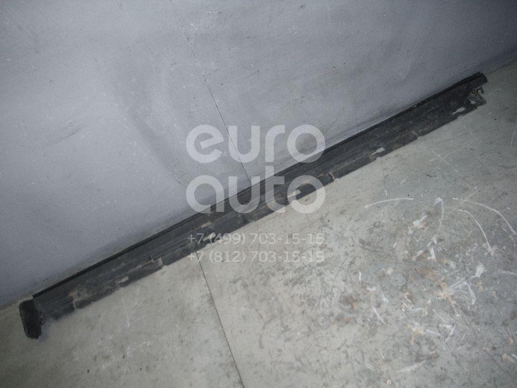 Накладка на порог (наружная) для Mazda CX 7 2007-2012 - Фото №1