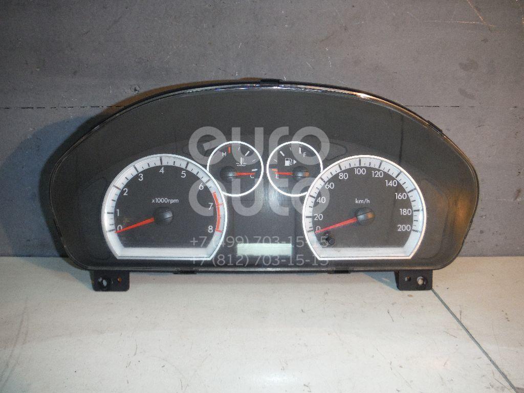 Панель приборов для Chevrolet Aveo (T250) 2005-2011 - Фото №1