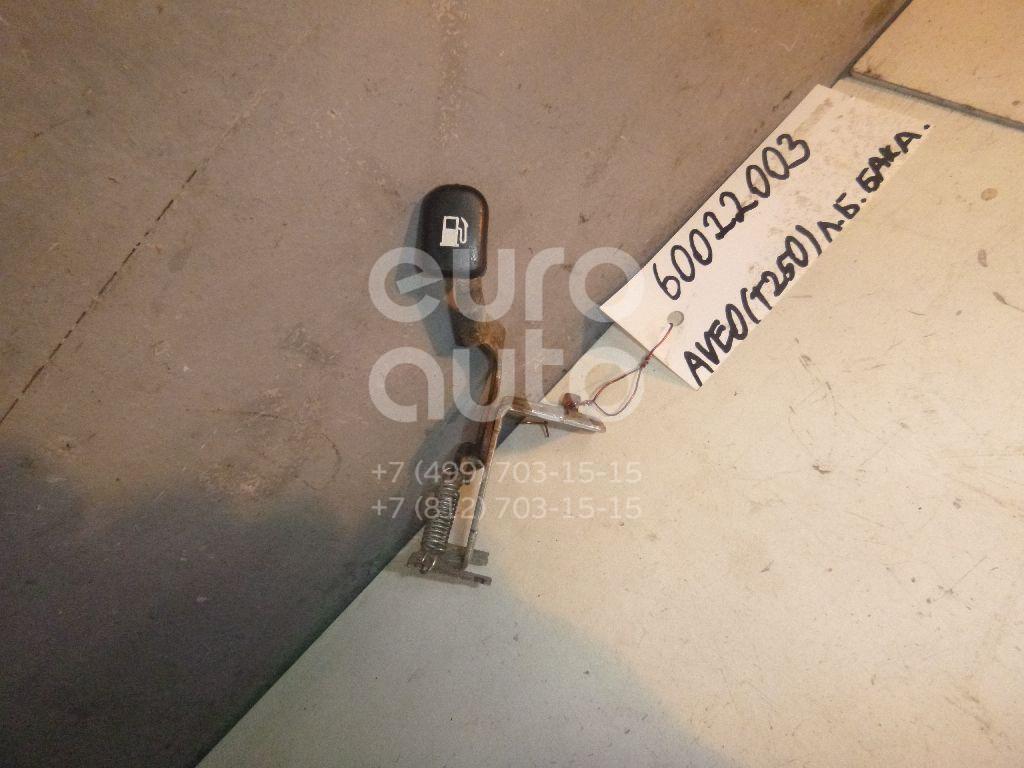 Ручка открывания лючка бензобака для Chevrolet Aveo (T250) 2005-2011;Aveo (T200) 2003-2008 - Фото №1