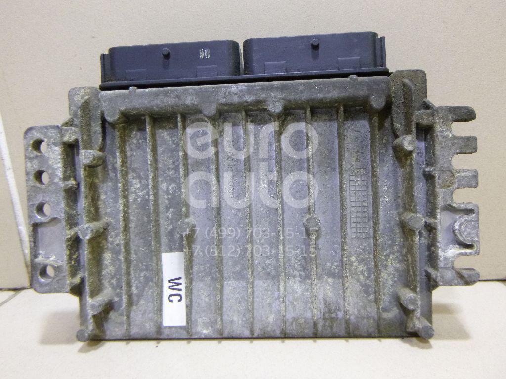 Блок управления двигателем для Chevrolet Aveo (T250) 2005-2011;Aveo (T200) 2003-2008 - Фото №1