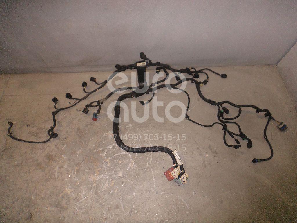 Проводка (коса) для Citroen C4 II 2011> - Фото №1