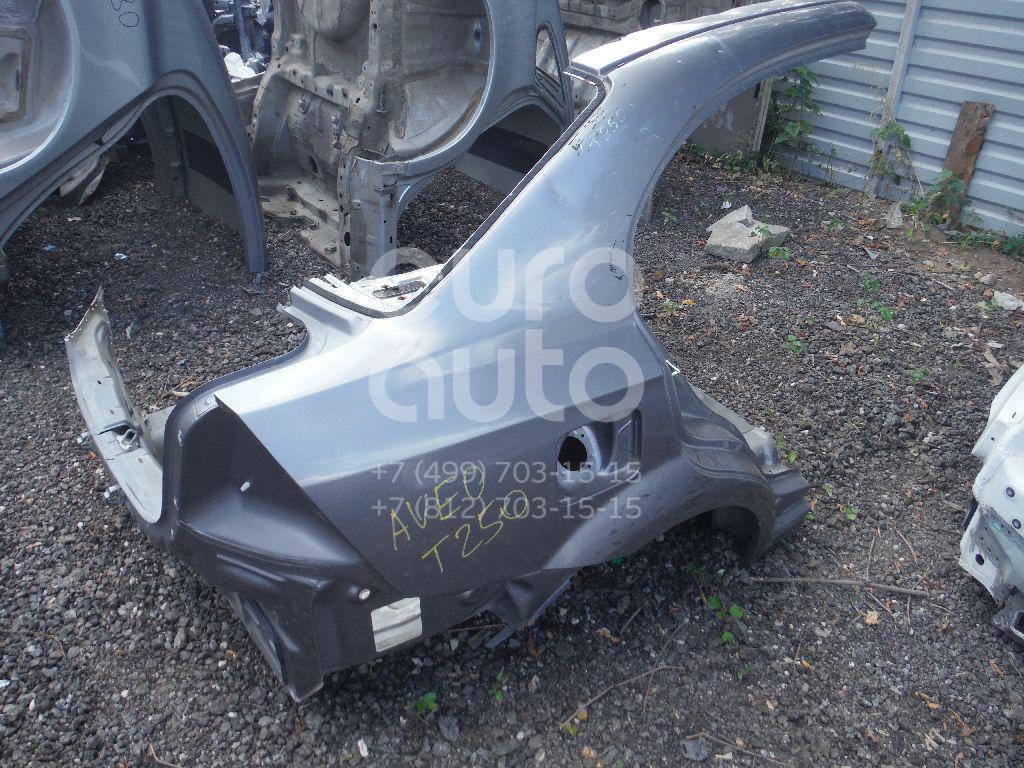 Кузовной элемент для Chevrolet Aveo (T250) 2005-2011 - Фото №1