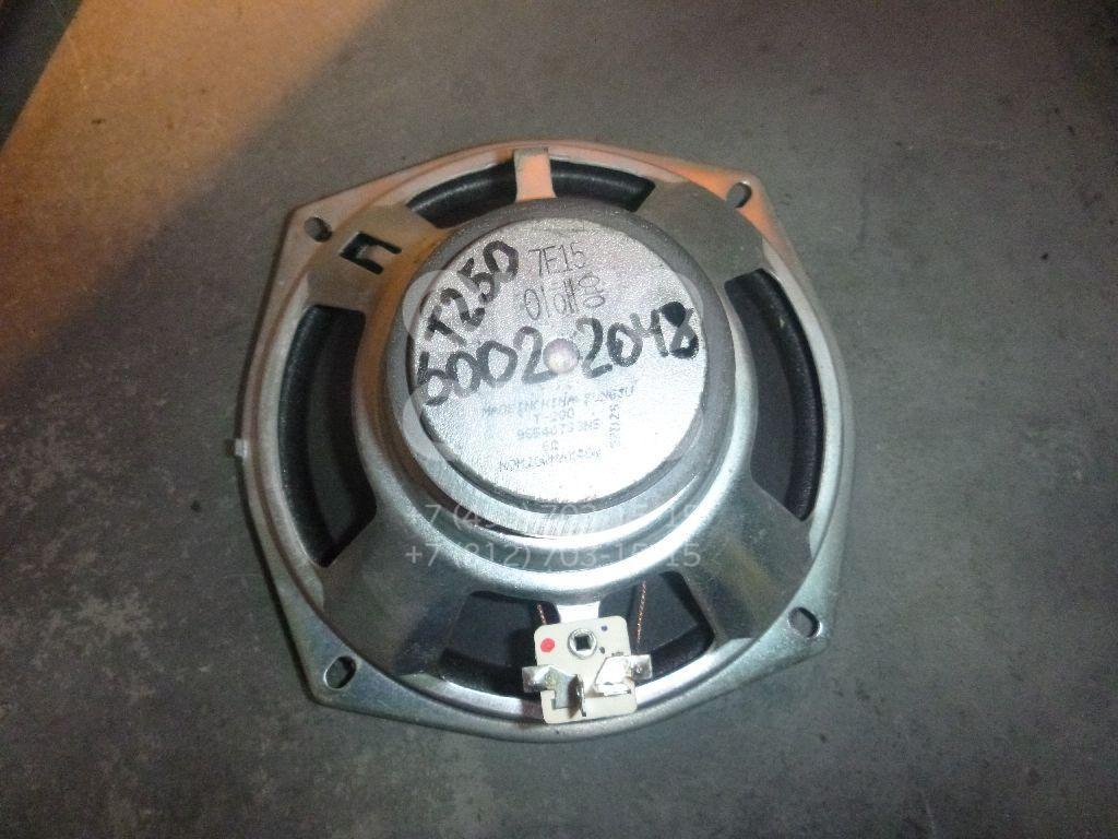 Динамик для Chevrolet Aveo (T250) 2005-2011 - Фото №1