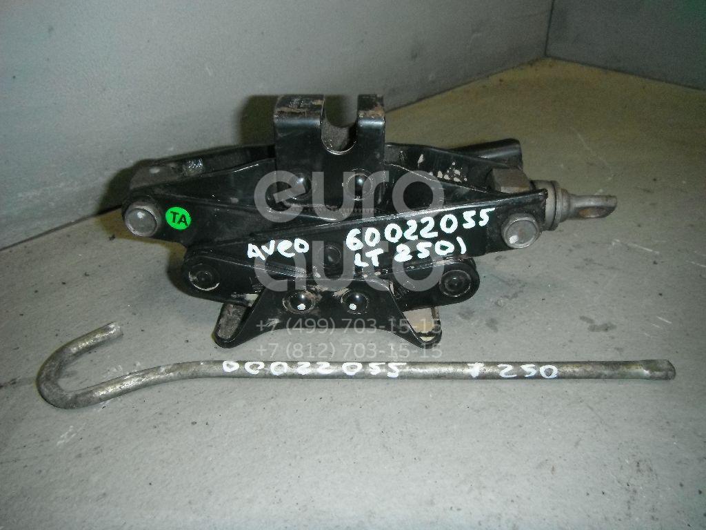 Домкрат для Chevrolet Aveo (T250) 2005-2011;Aveo (T200) 2003-2008 - Фото №1