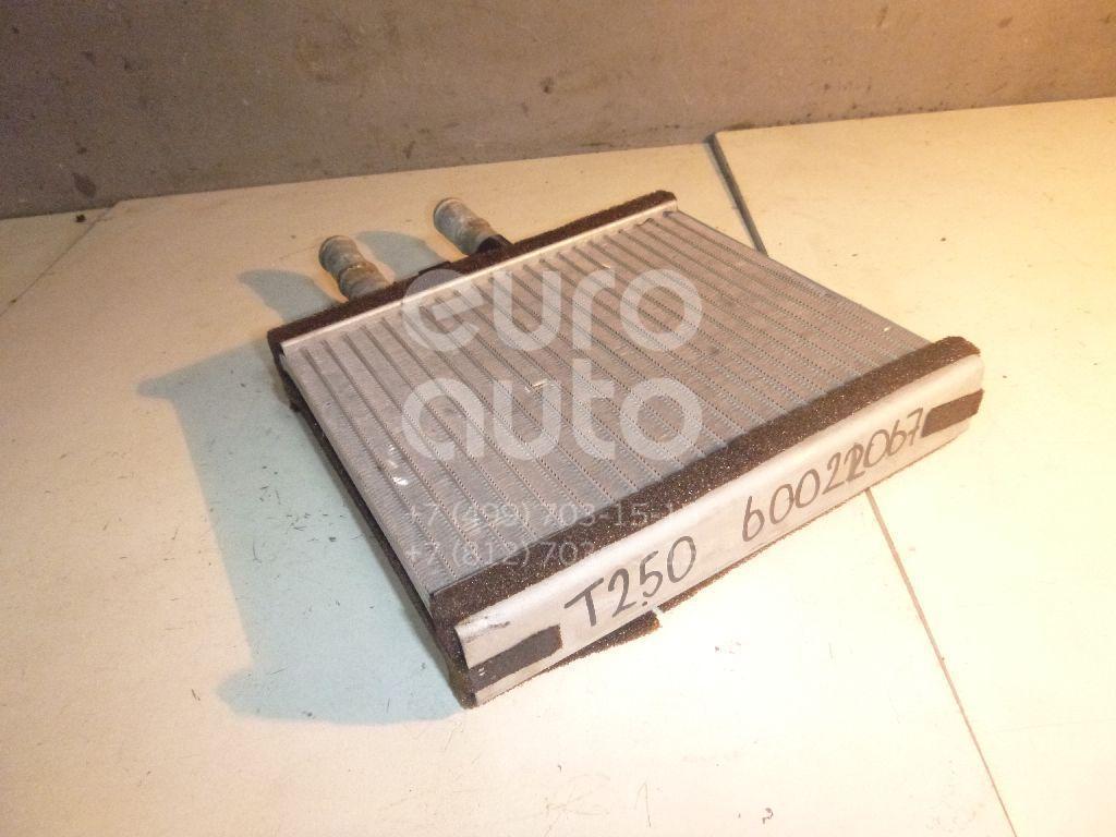 Радиатор отопителя для Chevrolet Aveo (T250) 2005-2011;Aveo (T200) 2003-2008 - Фото №1
