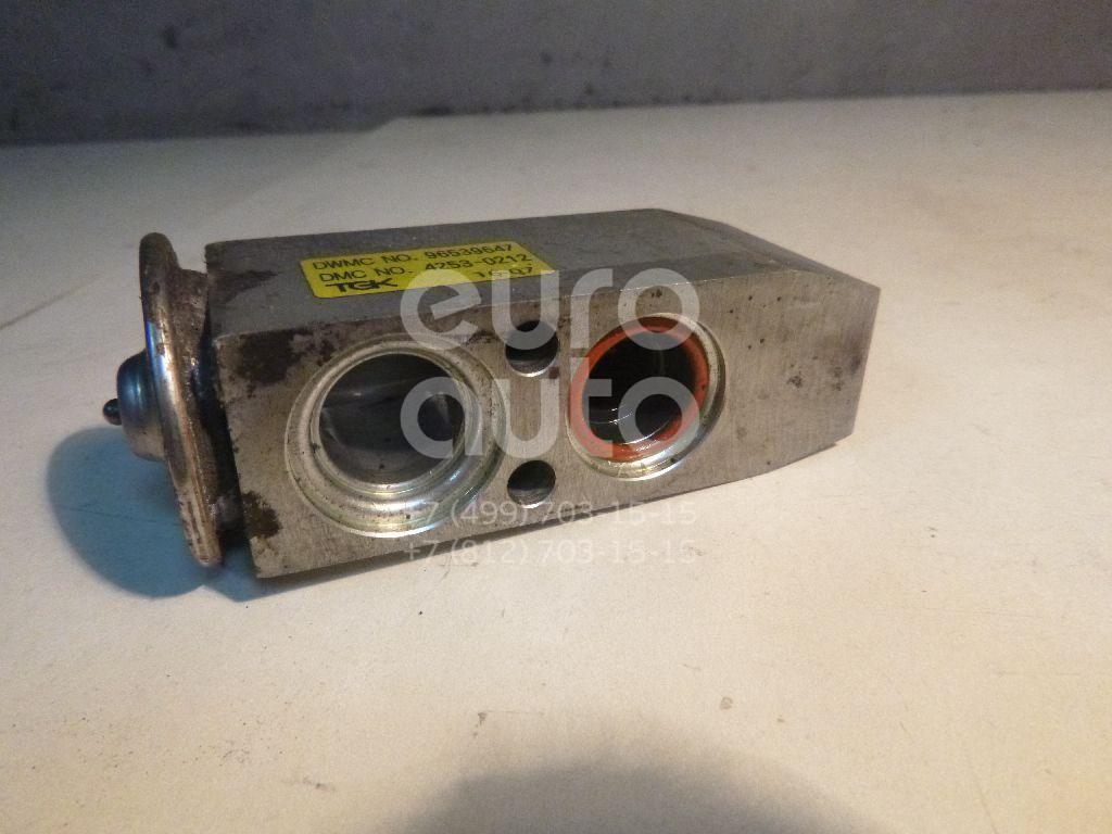Клапан кондиционера для Chevrolet Aveo (T250) 2005-2011;Aveo (T200) 2003-2008 - Фото №1