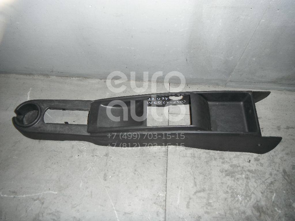 Консоль для Chevrolet Aveo (T250) 2005-2011 - Фото №1
