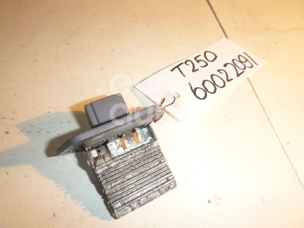 Резистор отопителя для Chevrolet Aveo (T250) 2005-2011;Aveo (T200) 2003-2008 - Фото №1