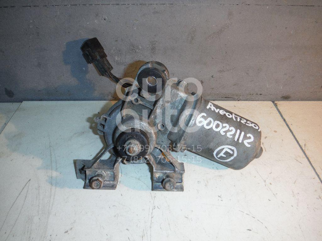 Моторчик стеклоочистителя передний для Chevrolet Aveo (T250) 2005-2011 - Фото №1