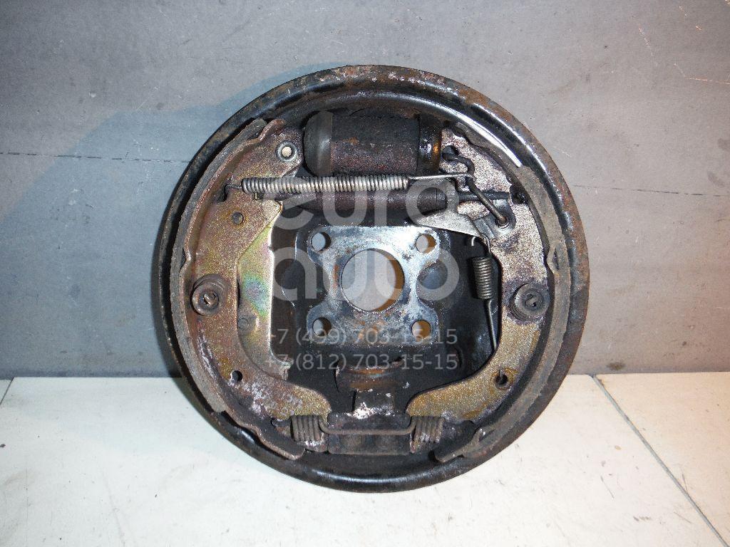 Щит опорный задний правый для Chevrolet Aveo (T250) 2005-2011;Aveo (T200) 2003-2008 - Фото №1