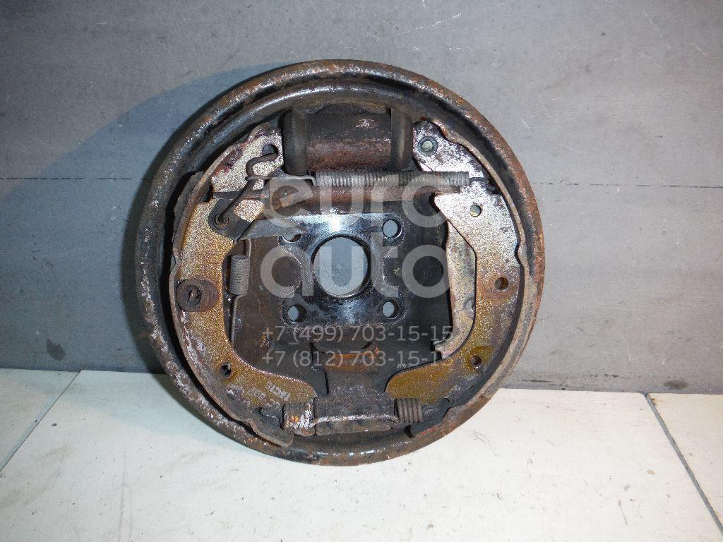 Щит опорный задний левый для Chevrolet Aveo (T250) 2005-2011;Aveo (T200) 2003-2008 - Фото №1