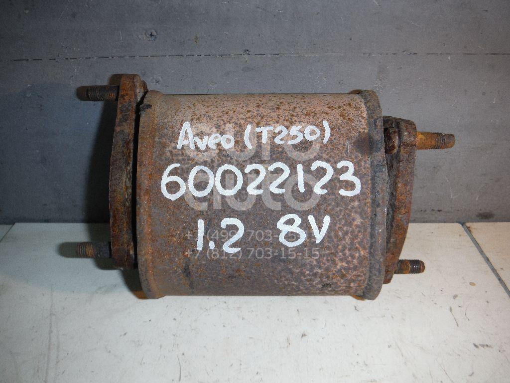 Катализатор для Chevrolet Aveo (T250) 2005-2011;Aveo (T200) 2003-2008 - Фото №1