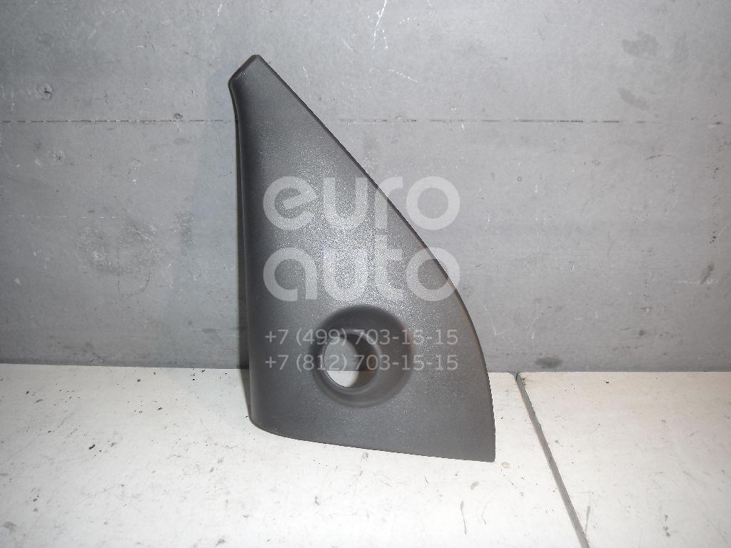 Крышка зеркала внутренняя левая для Chevrolet Aveo (T250) 2005-2011 - Фото №1