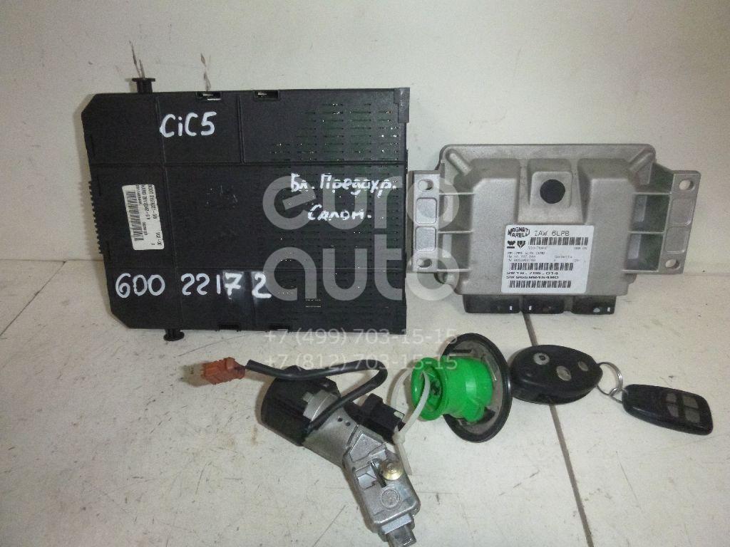 Блок управления двигателем для Citroen C5 2005-2008 - Фото №1