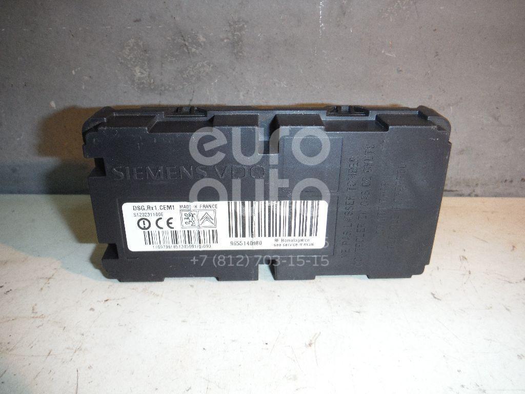 Блок электронный для Citroen C5 2004-2008 - Фото №1