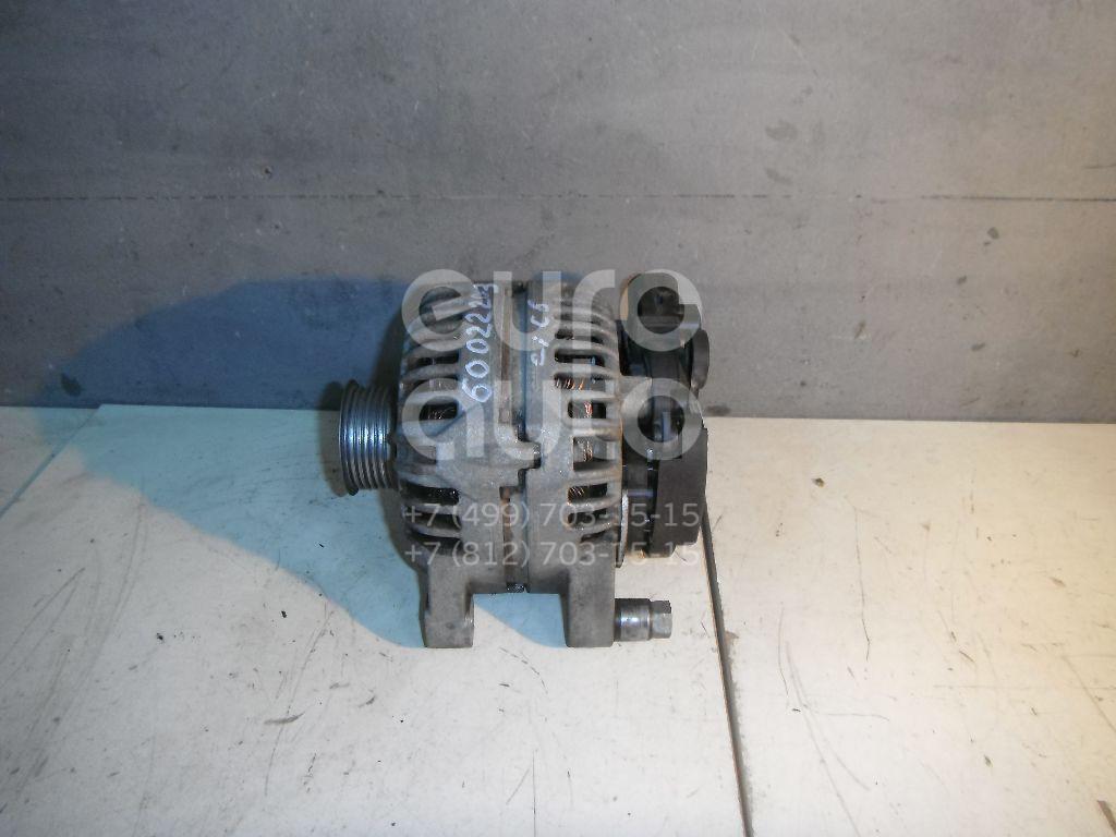 Генератор для Citroen C5 2005-2008;C4 2005-2011;C8 2002>;807 2002>;407 2004>;307 2001-2007;607 2000>;C4 Picasso 2006> - Фото №1