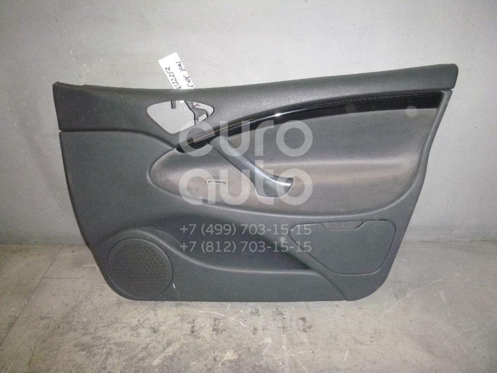 Обшивка двери передней правой для Citroen C5 2005-2008 - Фото №1