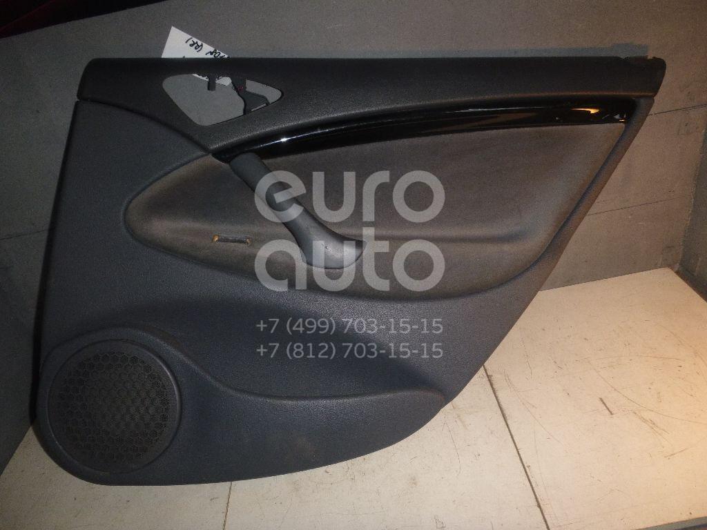 Обшивка двери задней правой для Citroen C5 2005-2008 - Фото №1