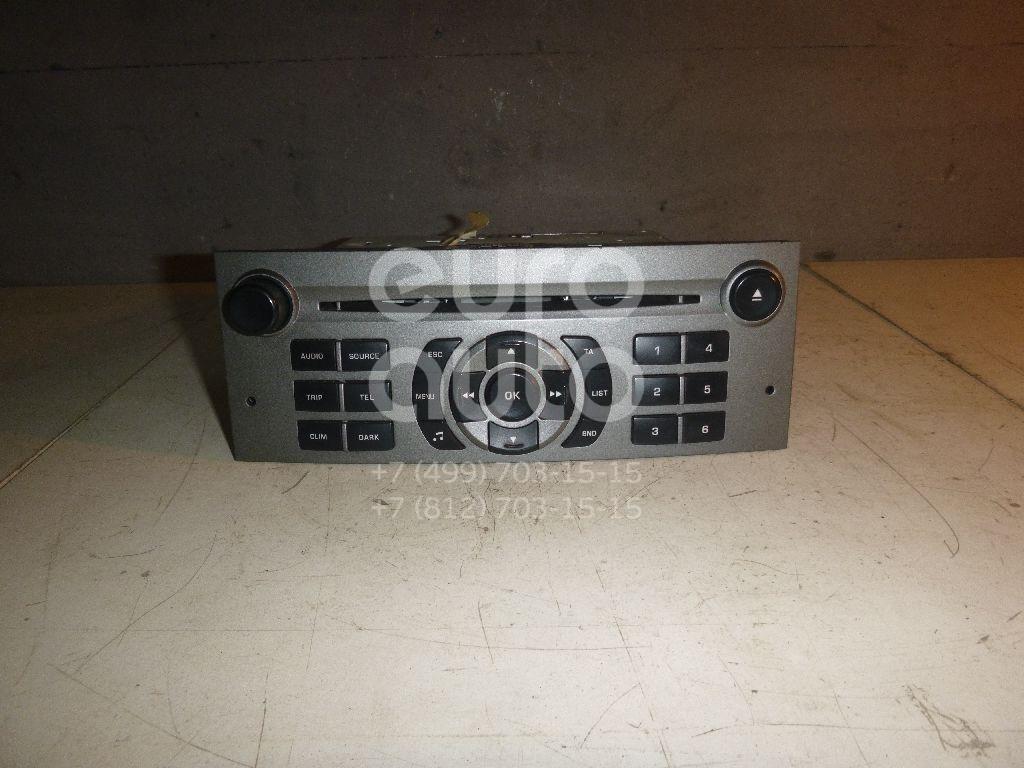 Магнитола для Citroen C5 2005-2008 - Фото №1