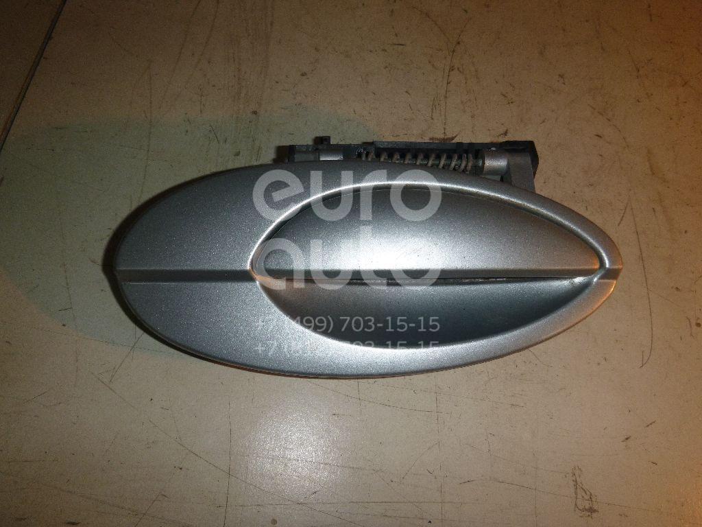 Ручка двери задней наружная правая для Citroen C5 2005-2008;C5 2001-2005 - Фото №1
