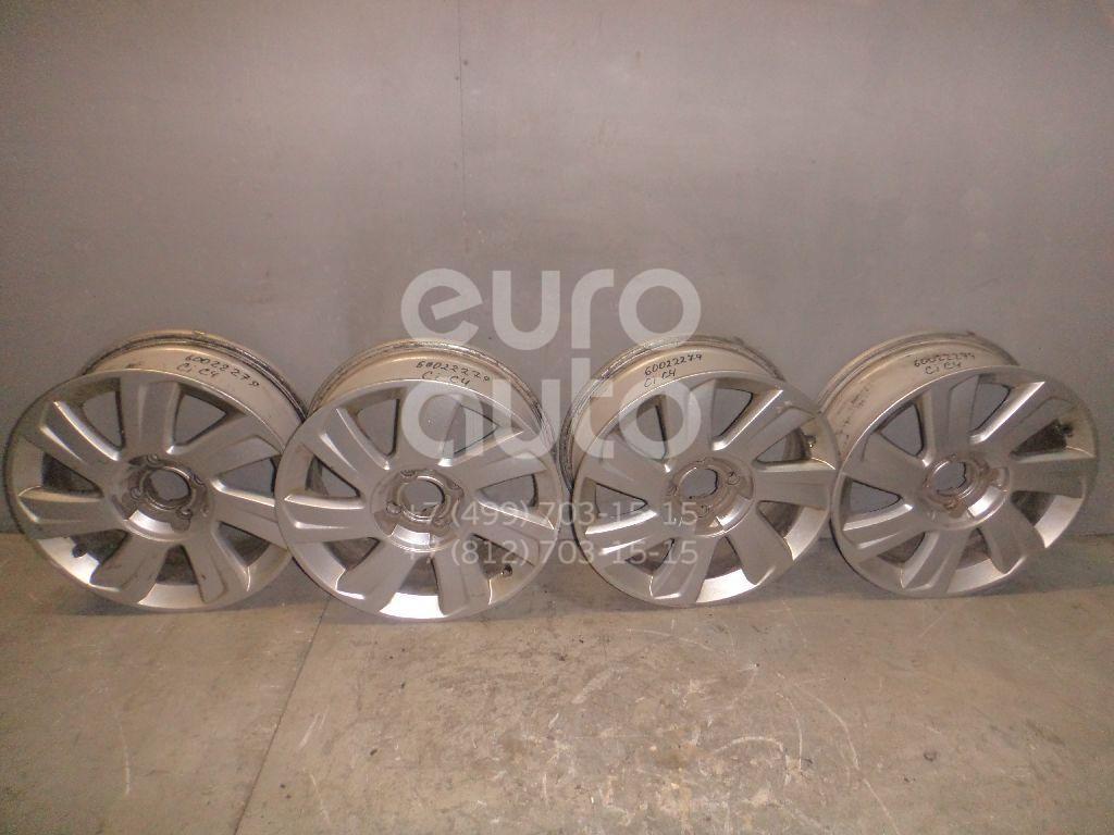 Диски колесные легкосплавные (к-кт) для Citroen C4 II 2011> - Фото №1