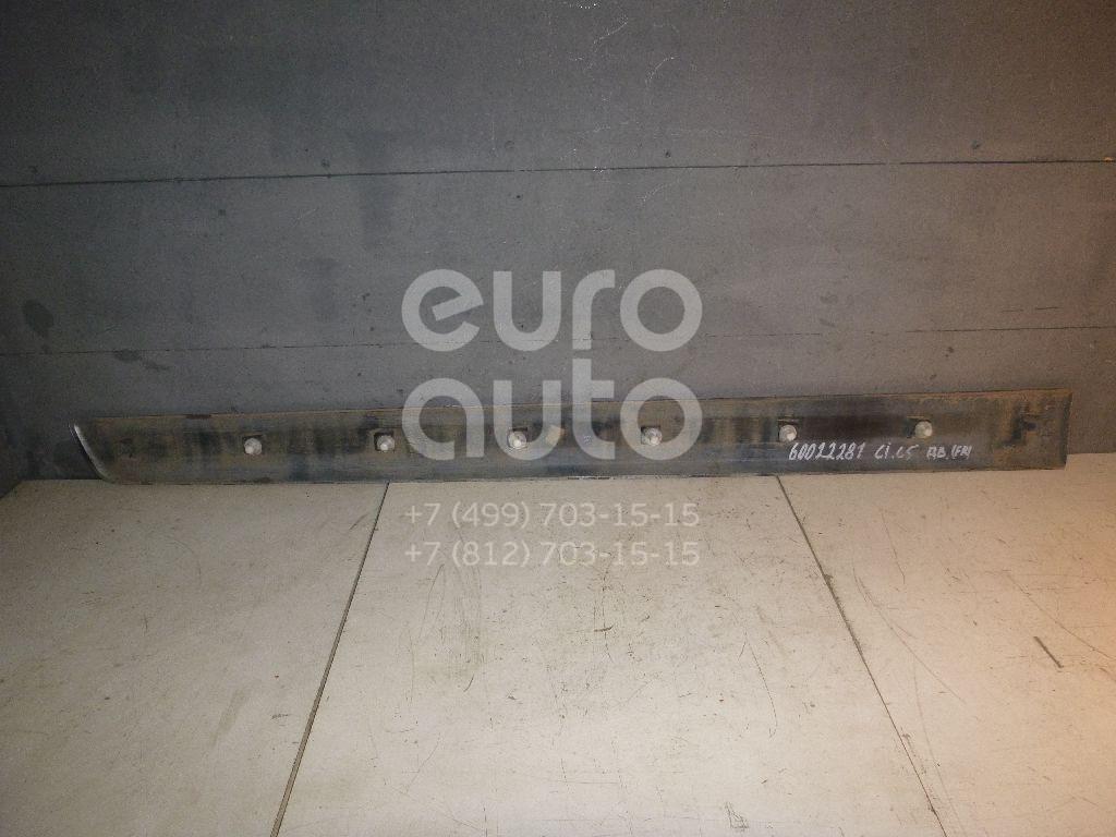 Молдинг передней правой двери для Citroen C5 2004-2008 - Фото №1