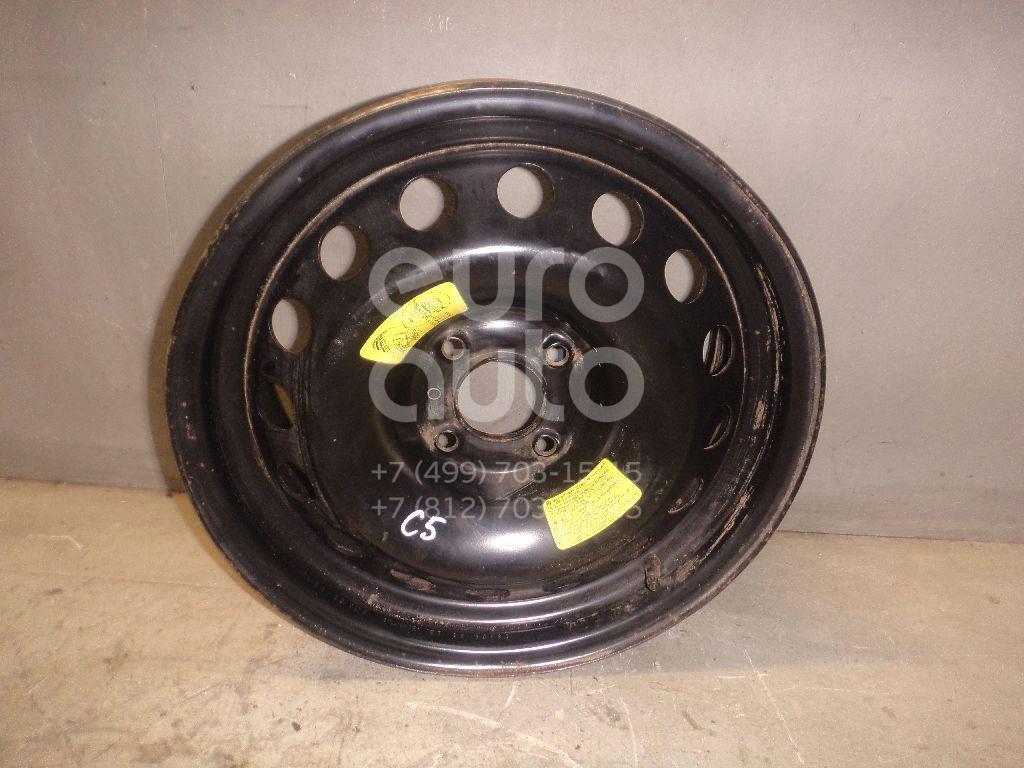Диск колесный железо для Citroen C5 2005-2008 - Фото №1