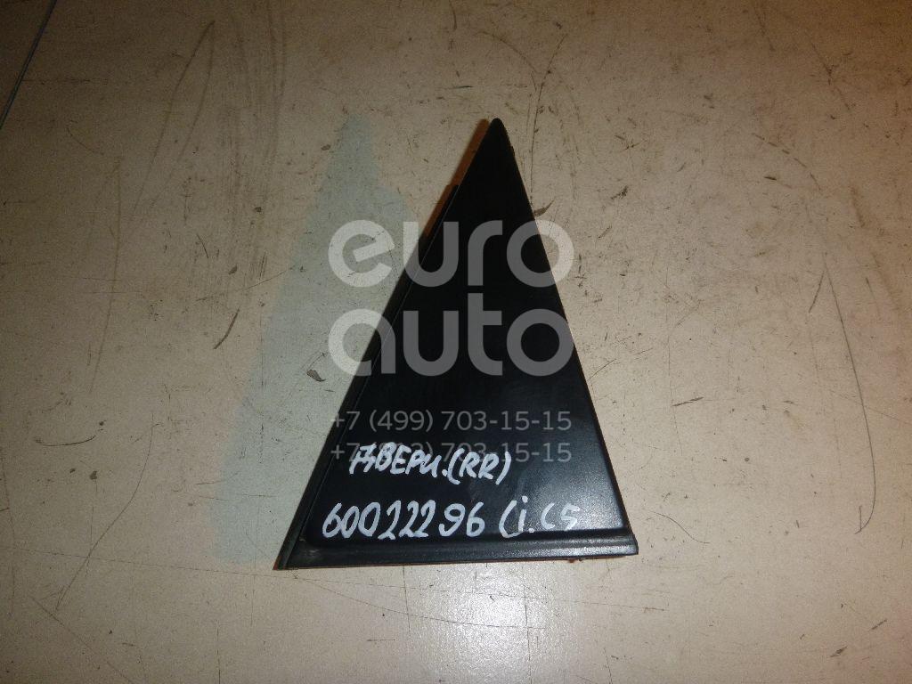 Накладка двери задней правой для Citroen C5 2005-2008 - Фото №1