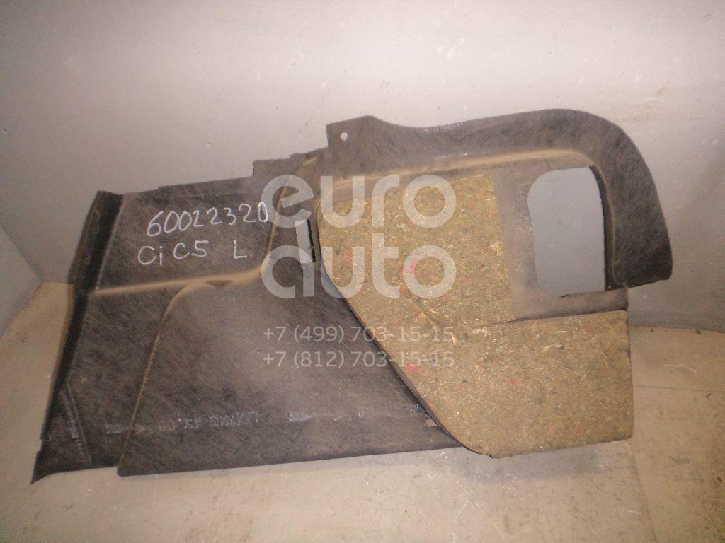 Обшивка багажника для Citroen C5 2004-2008 - Фото №1