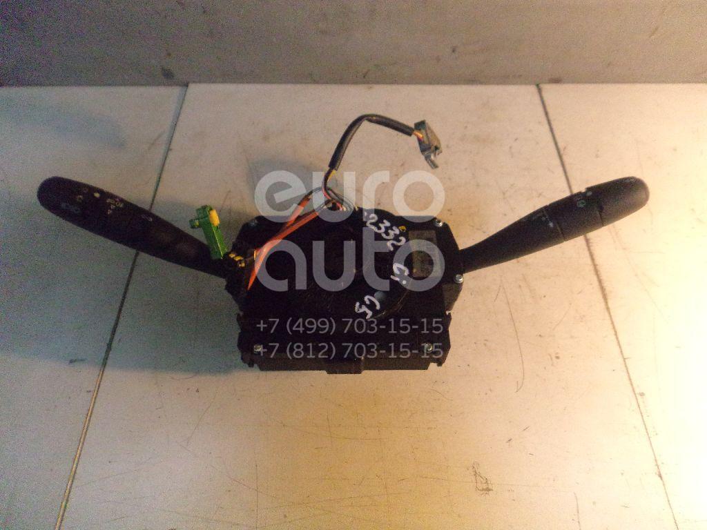 Переключатель подрулевой в сборе для Citroen,Peugeot C5 2005-2008;407 2004-2010 - Фото №1