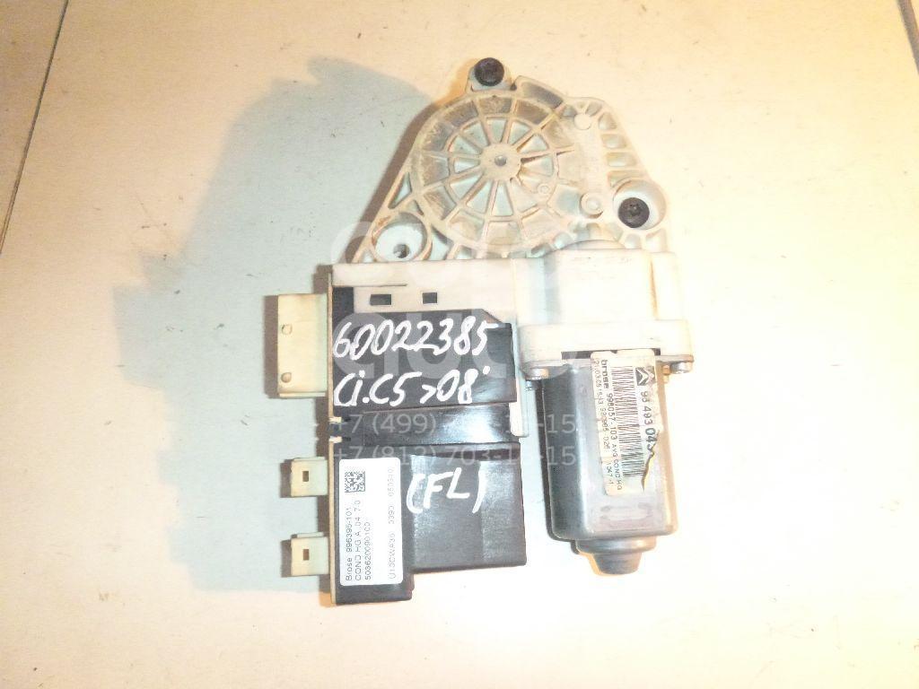 Моторчик стеклоподъемника для Citroen C5 2005-2008 - Фото №1