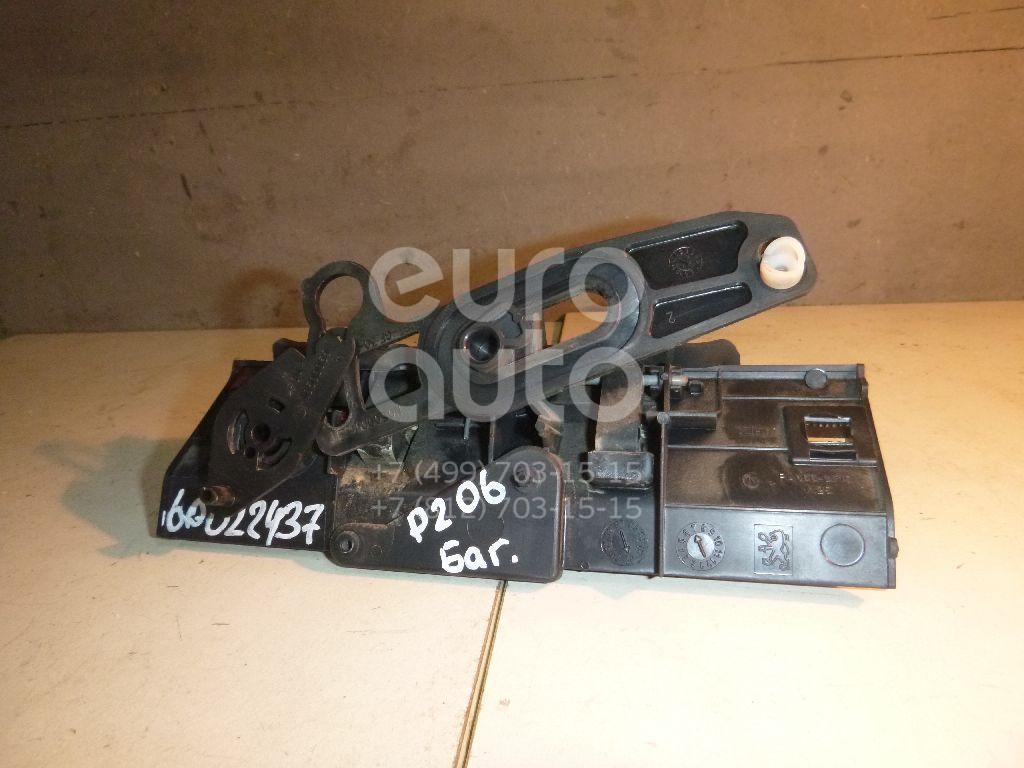 Ручка открывания багажника для Peugeot 206 1998-2012 - Фото №1