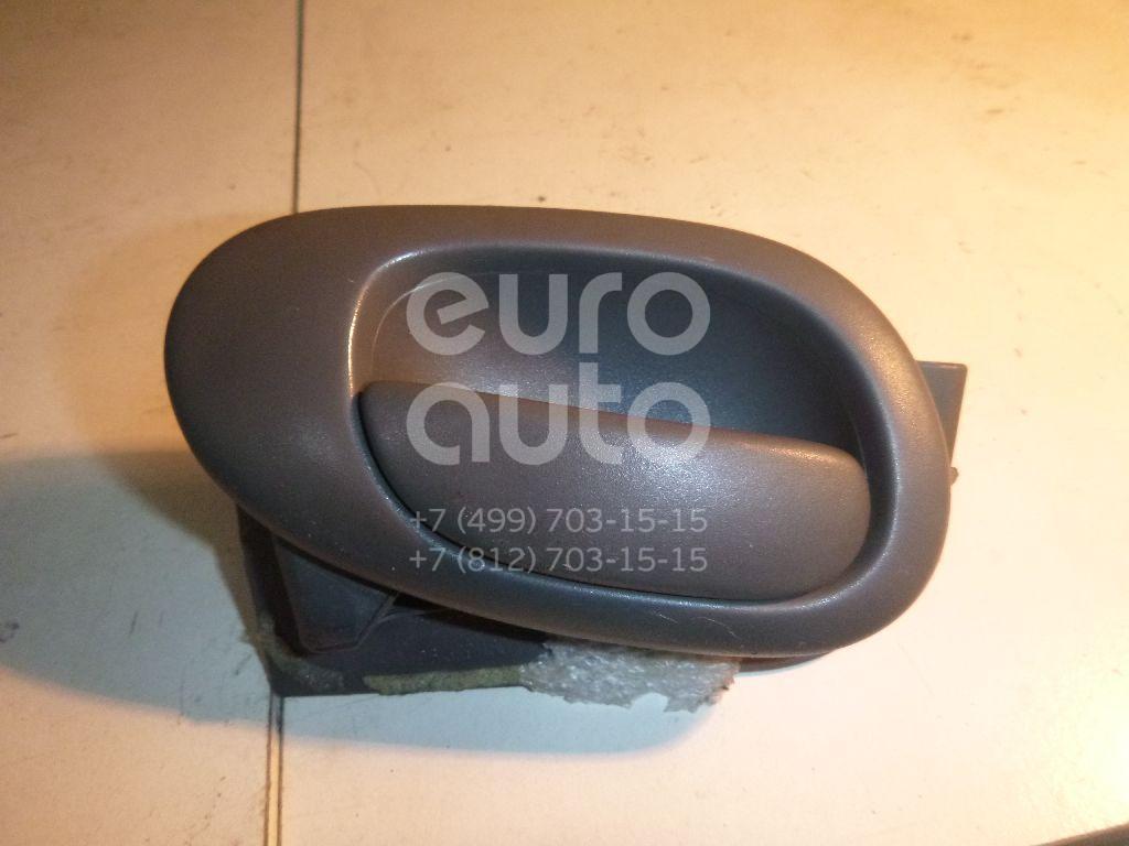 Ручка двери внутренняя левая для Peugeot 206 1998-2012 - Фото №1