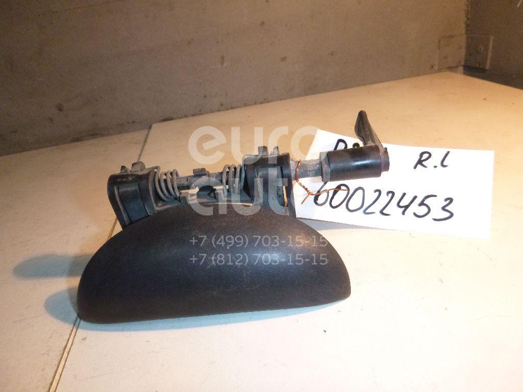 Ручка двери задней наружная левая для Peugeot 206 1998-2012 - Фото №1