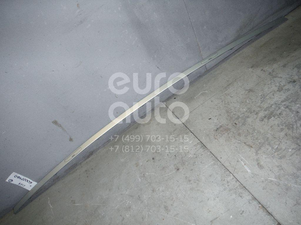 Молдинг крыши левый для Citroen C5 2005-2008 - Фото №1
