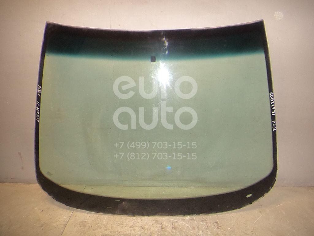Стекло лобовое (ветровое) для Peugeot 206 1998-2012 - Фото №1
