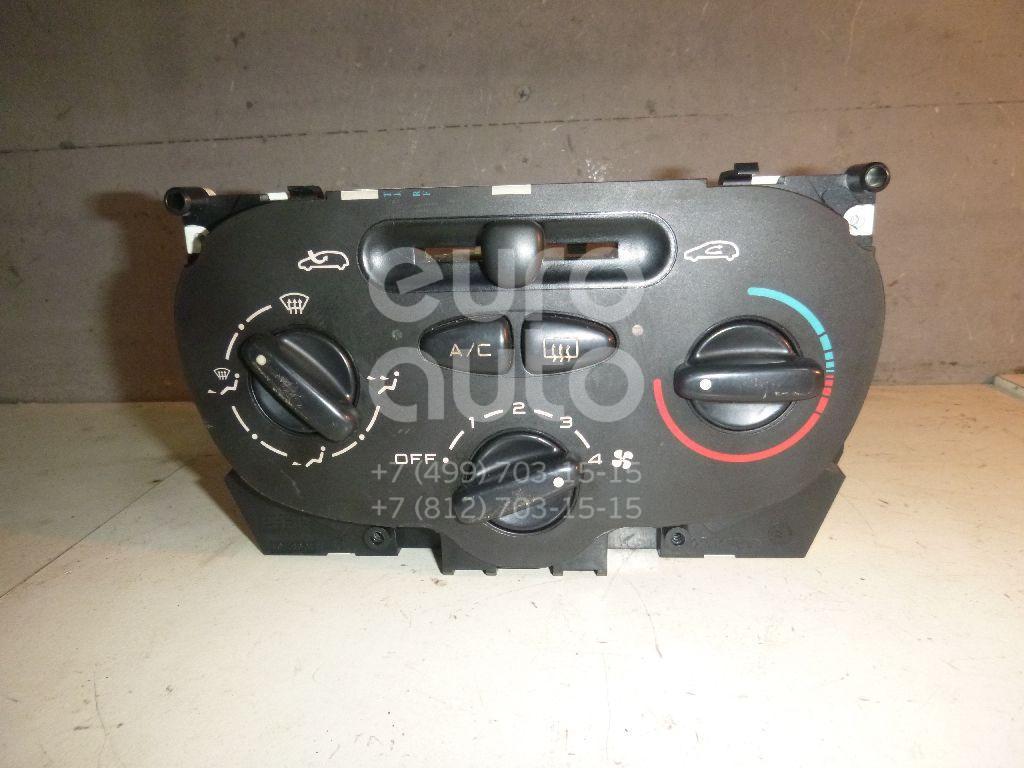 Блок управления отопителем для Peugeot 206 1998-2012 - Фото №1