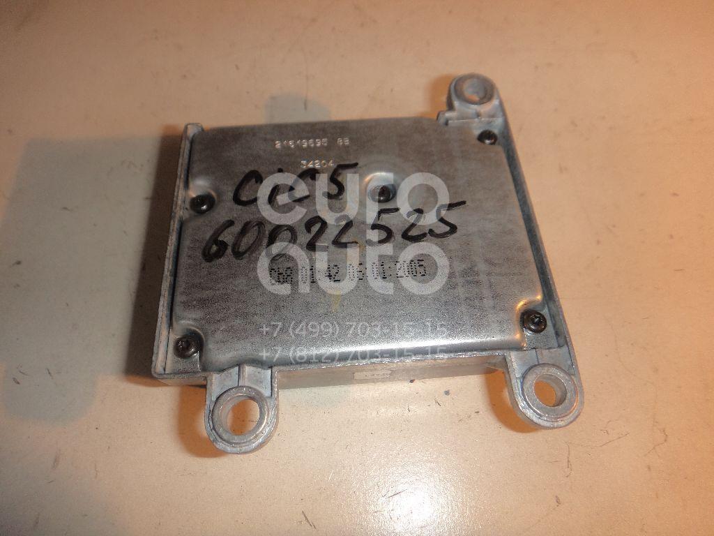 Блок управления AIR BAG для Citroen C5 2004-2008 - Фото №1