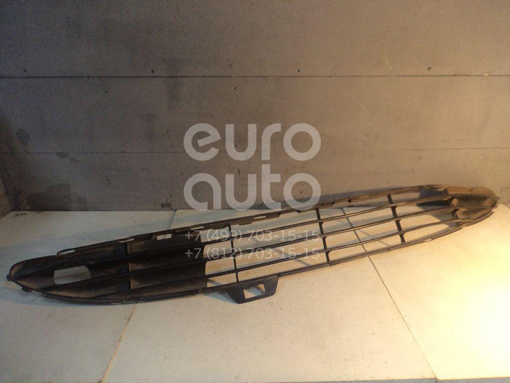 Решетка в бампер для Peugeot 206 1998-2012 - Фото №1