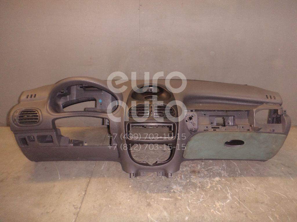 Торпедо для Peugeot 206 1998-2012 - Фото №1