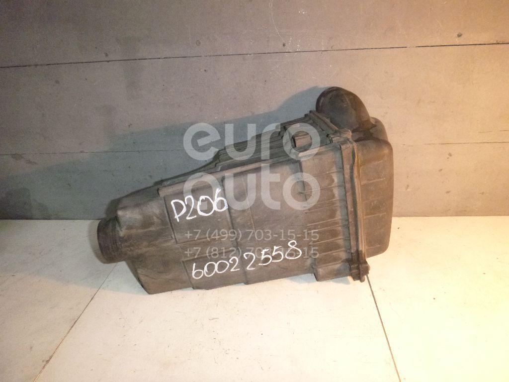 Корпус воздушного фильтра для Peugeot,Citroen 206 1998-2012;Xsara 2000-2005;Xsara Picasso 1999-2010 - Фото №1