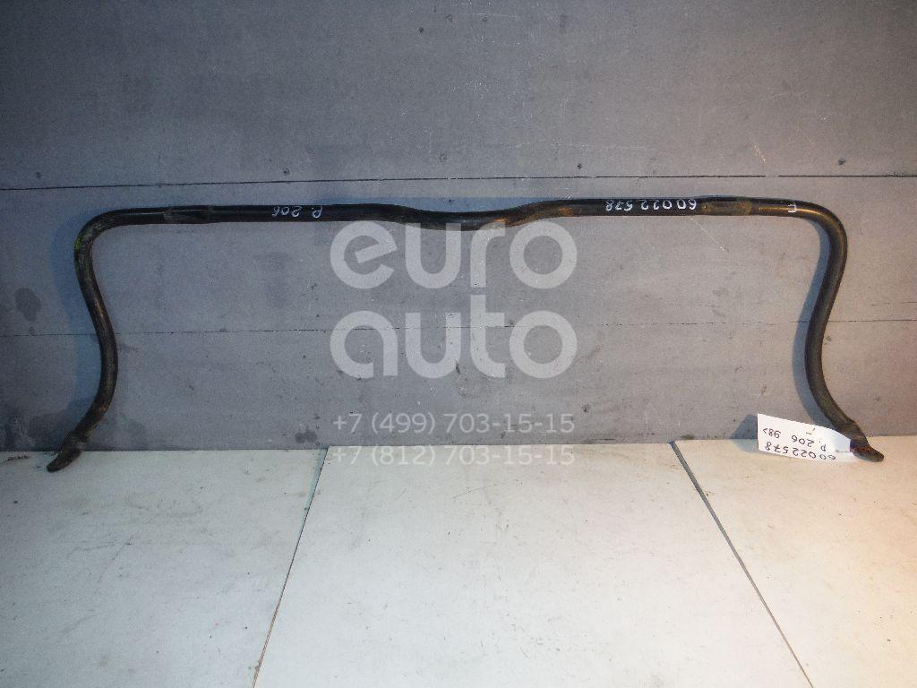 Стабилизатор передний для Peugeot 206 1998-2012 - Фото №1