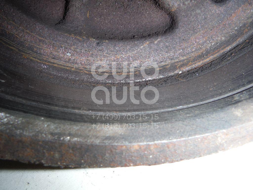 Барабан тормозной для Peugeot,Citroen 206 1998-2012;AX 1986-1998;106 I 1991-1996;Saxo 1996-1999;106 II 1996-1998;207 2006-2013;Saxo 1999-2003 - Фото №1