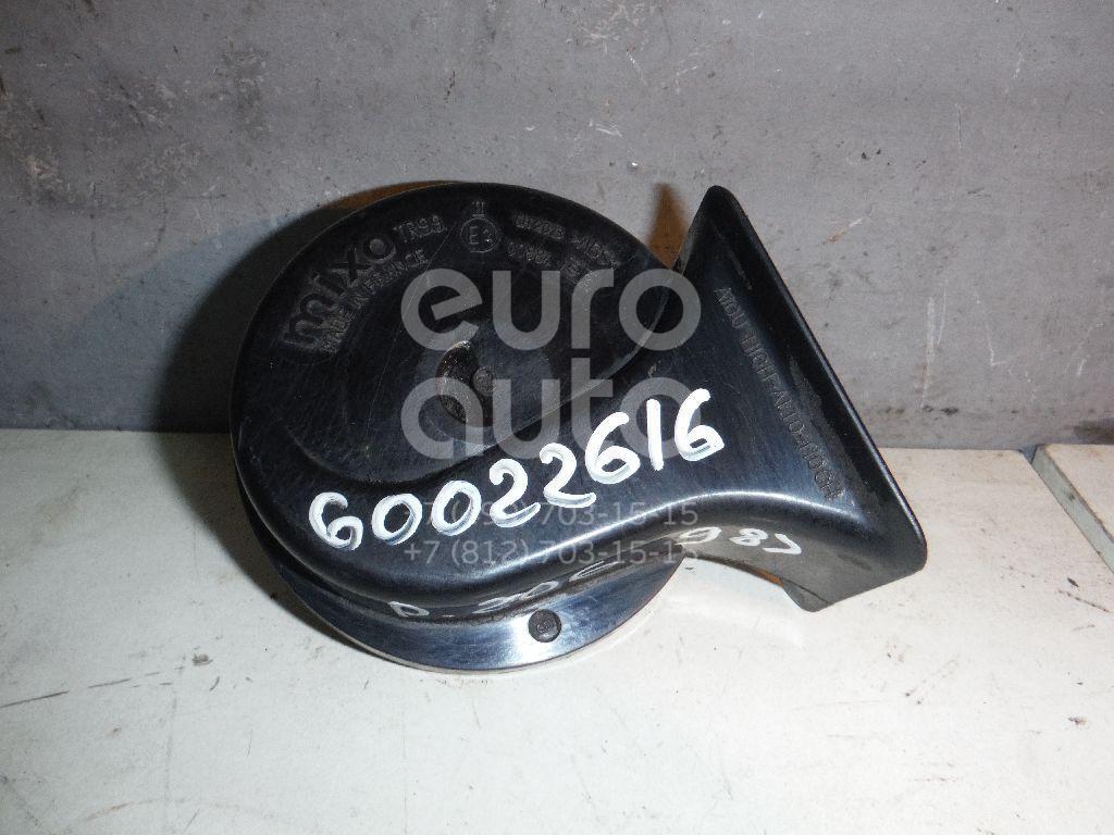 Сигнал звуковой для Peugeot 206 1998> - Фото №1