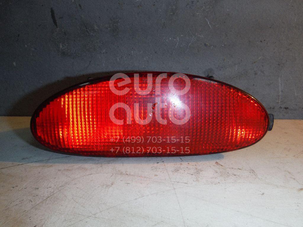 Фонарь задний противотуманный для Peugeot 206 1998-2012 - Фото №1