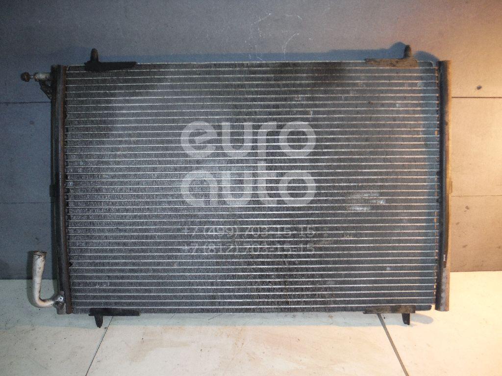 Радиатор кондиционера (конденсер) для Peugeot 206 1998-2012 - Фото №1