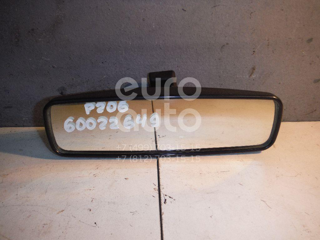 Зеркало заднего вида для Peugeot,Citroen 206 1998-2012;C1 2005>;306 1993-2003;207 2006-2013;Berlingo 1996-2002;Partner 1996-2002;107 2006-2014 - Фото №1